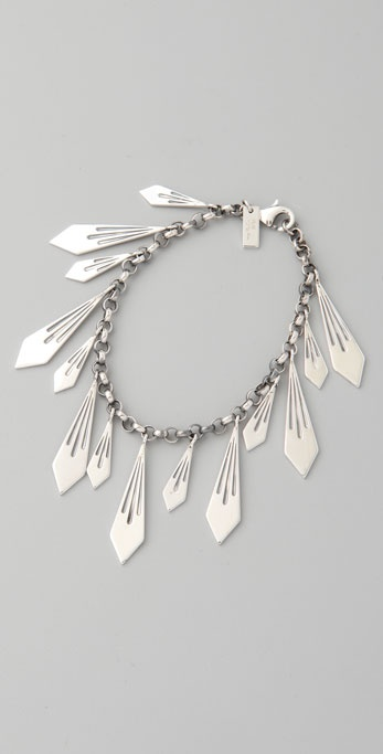Elizabeth and James Fringe Bracelet