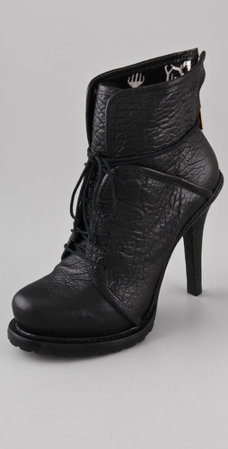 Elizabeth and James Base Platform Booties