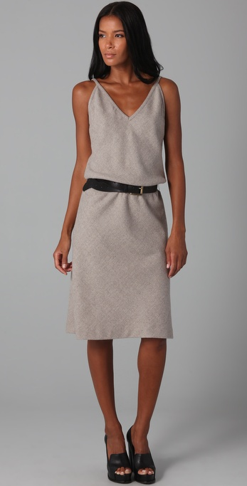 Elizabeth and James Marisol Wool Dress