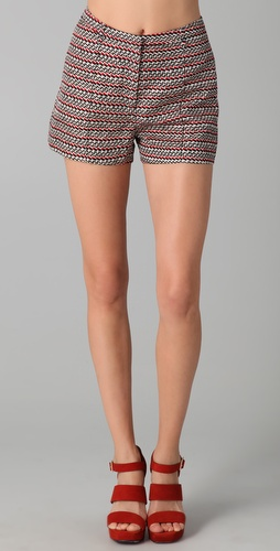 Elizabeth and James Willie Shorts