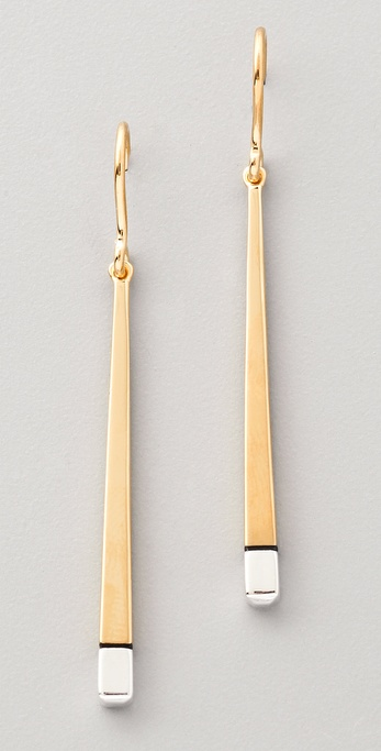 Elizabeth and James Nile Drop Hook Earrings