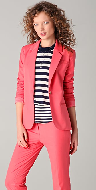 Elizabeth and James Spring Jim Blazer