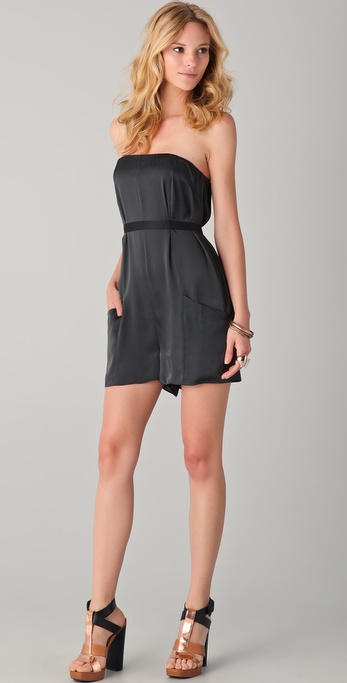 Elizabeth and James Giles Romper