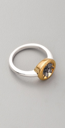 Elizabeth and James Clover Ring