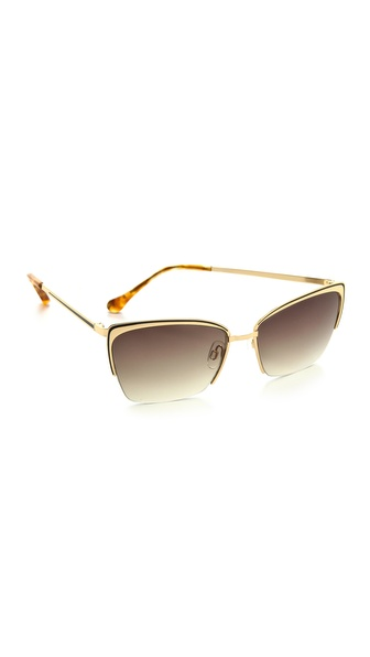 Elizabeth and James Carmine Sunglasses
