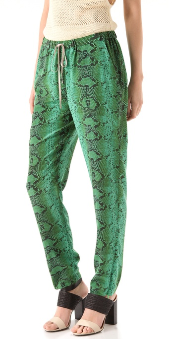 Elizabeth and James Snake Nuri Pants