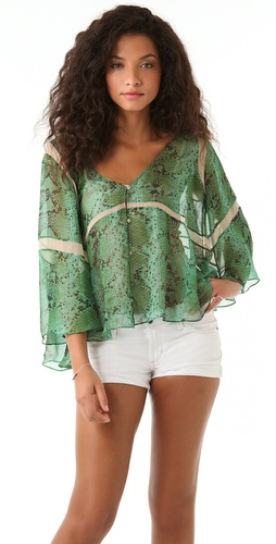 Elizabeth and James Sasha Kimono Top