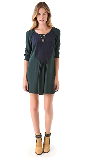 Elizabeth and James Colorblock Suvi Dress