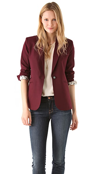 Elizabeth and James Rex Blazer