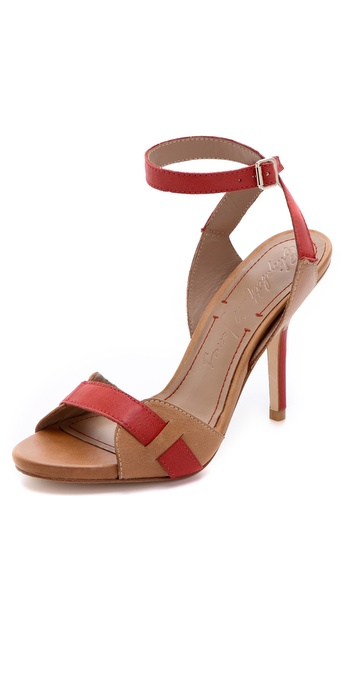 Elizabeth and James Tara High Heel Sandals