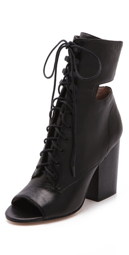 Elizabeth and James Cindy Speed Lace Boots at Shopbop.com