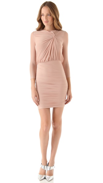 Elizabeth and James Larissa Knotted Dress