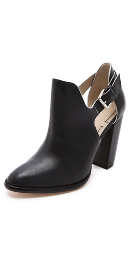Shop Elizabeth and James Suri Cutout Booties - Elizabeth and James online - Footwear,Womens,Footwear,Booties, at Lilychic Australian Clothes Online Store