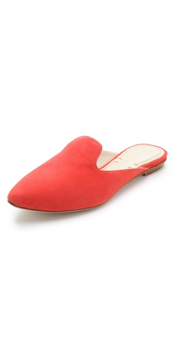 Elizabeth and James Marti Flat Mules at Shopbop.com