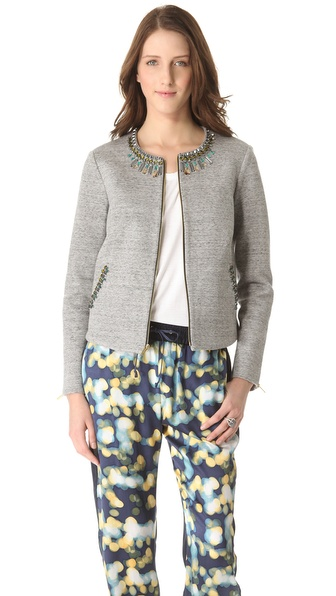 Elizabeth and James Quinn Embellished Jacket