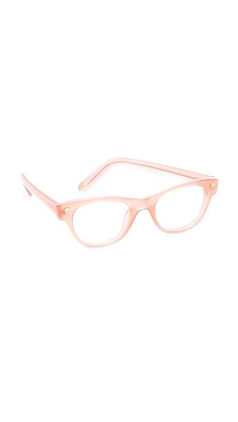 Elizabeth and James Meridan Glasses