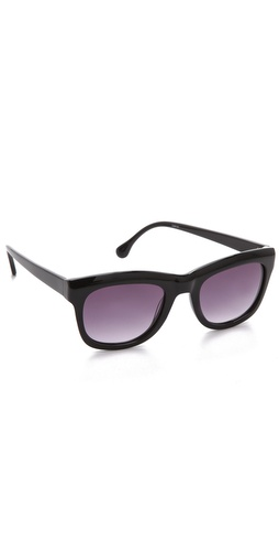 Shop Elizabeth and James Harrington Sunglasses and Elizabeth and James online - Accessories,Womens,Sunglasses,Square_(wayfarer), online Store