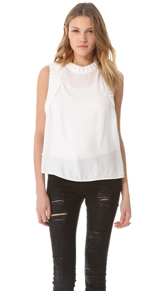Elizabeth and James Ribbed Tank
