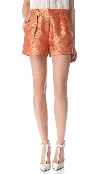 Elizabeth and James Stevie Jacquard Shorts