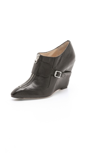 Elizabeth and James Raffa Wedge Booties