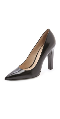 Elizabeth and James Vino Pointed Pumps at Shopbop / East Dane