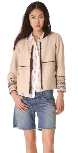 Elizabeth and James Embellished Jayne Jacket