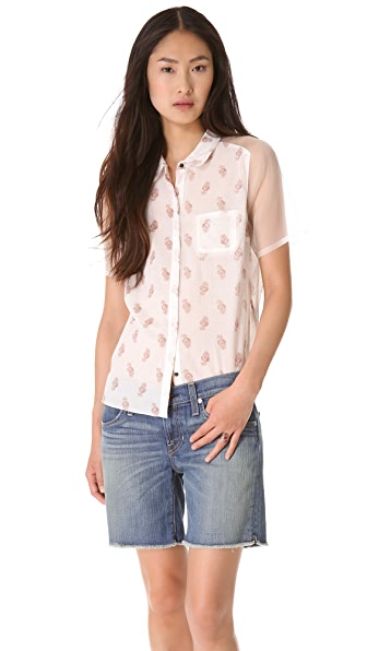 Elizabeth and James Ashton Shirt