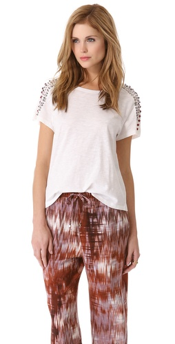Elizabeth and James Monique Rhinestone T-Shirt
