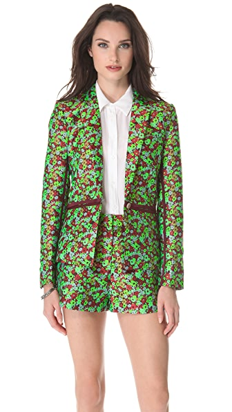 Elizabeth and James Amelie Blazer