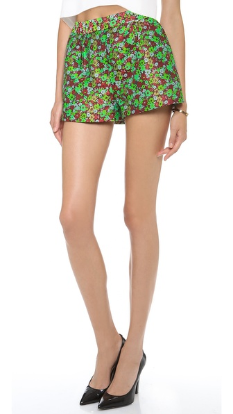 Elizabeth and James Jody Shorts