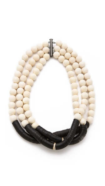 Elizabeth and James Shaman Beaded Necklace