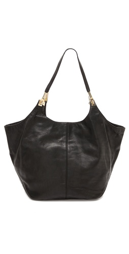 Elizabeth and James Coated Leather Shopper Tote at Shopbop / East Dane