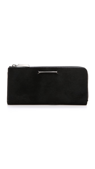 Elizabeth and James Haircalf Continental Wallet