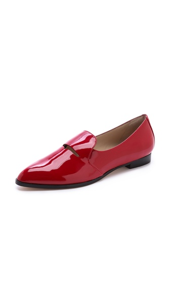 Elizabeth and James Aly Flat Loafers