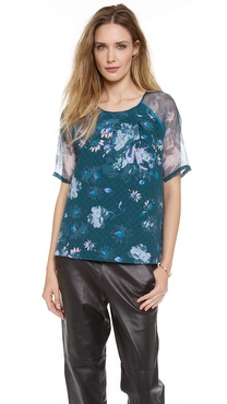 Elizabeth and James Sadie Top