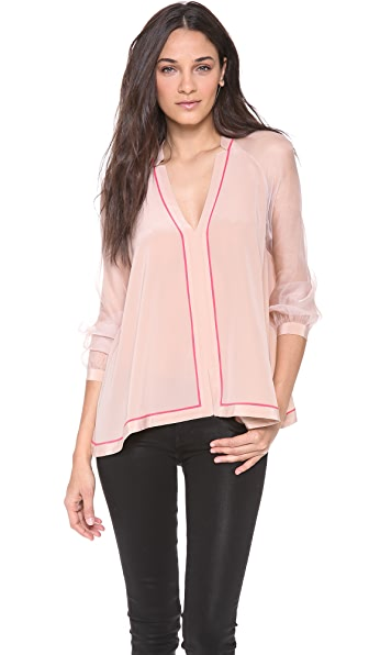 Elizabeth and James Peyton Blouse