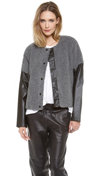 Elizabeth and James Marilyn Jacket