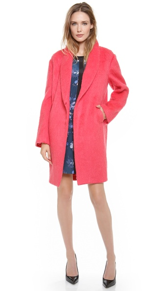 Elizabeth and James Colton Coat