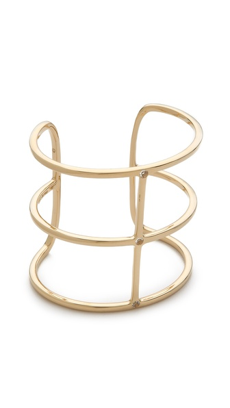 Elizabeth and James Berlin Multiband Cuff Bracelet