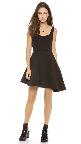 Elizabeth and James Cheri Dress