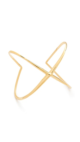 Elizabeth and James Northern Star Cuff Bracelet