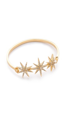 Elizabeth and James Northern Star Hinge Bracelet