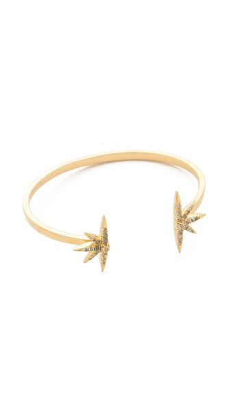 Elizabeth and James Northen Star Open Bracelet