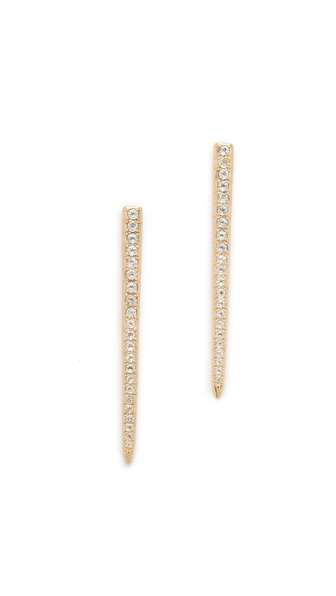 Elizabeth and James Northern Star Long Earrings