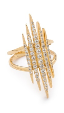 Elizabeth and James Northern Star Statement Ring