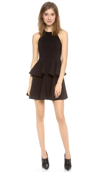 Elizabeth and James Harley Peplum Dress