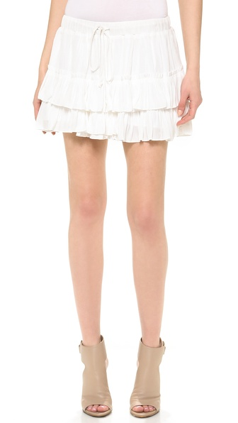 Elizabeth and James Wendy Drawstring Skirt