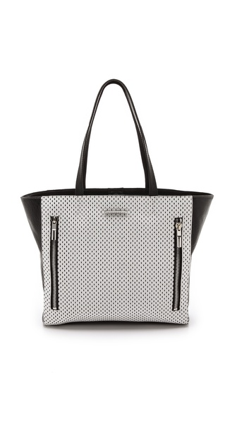 Elizabeth and James Perforated James Tote