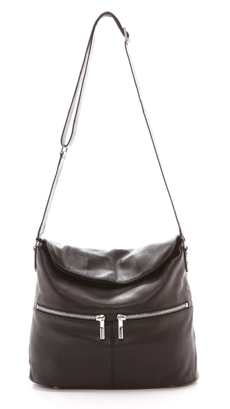 Elizabeth and James James Cross Body Hobo Bag