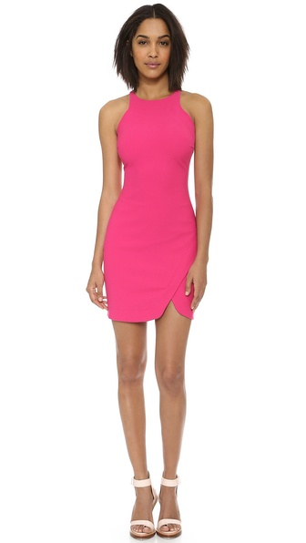 Elizabeth and James Bardot Mini Dress